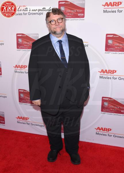 Guillermo del Toro - Beverly Hills - 05-02-2018 - Helen Mirren è la regina dei Movies for Grownups Awards