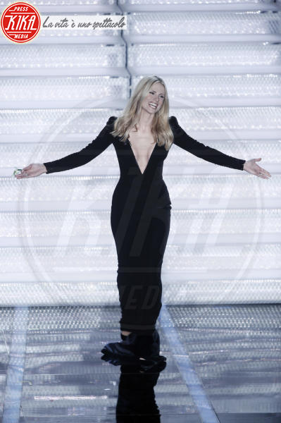 Michelle Hunziker - Sanremo - 06-02-2018 - Sanremo 2018: per Michelle Hunziker il palco è una passerella