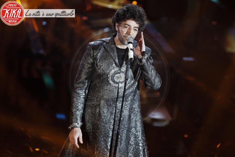 Max Gazzè - Sanremo - 06-02-2018 - Sanremo, la dichiarazione d'amore della Hunziker a Trussardi