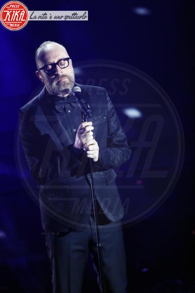 Mario Biondi - Sanremo - 06-02-2018 - Sanremo, la dichiarazione d'amore della Hunziker a Trussardi