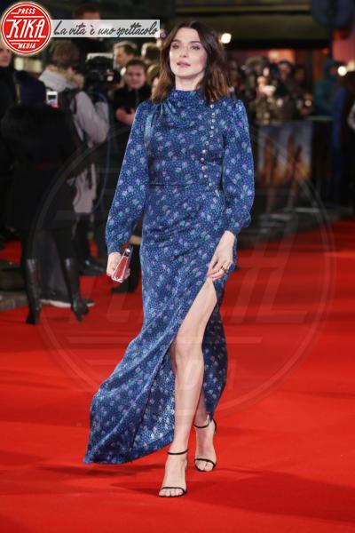 Rachel Weisz - Londra - 06-02-2018 - Da Evangeline a Irina, sul red carpet lo spacco... spacca!