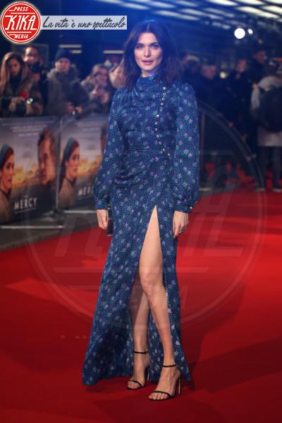 Rachel Weisz - Londra - 06-02-2018 - Il Mistero di Donald C, Colin Firth con la sua Livia Giuggioli