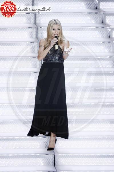 Michelle Hunziker - Sanremo - 06-02-2018 - Sanremo, la dichiarazione d'amore della Hunziker a Trussardi