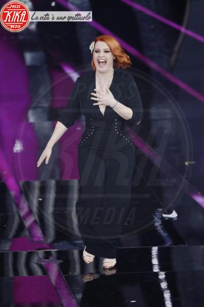Noemi - Sanremo - 06-02-2018 - Sanremo, la dichiarazione d'amore della Hunziker a Trussardi