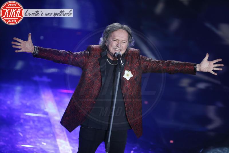 Red Canzian - Sanremo - 06-02-2018 - Sanremo, la dichiarazione d'amore della Hunziker a Trussardi