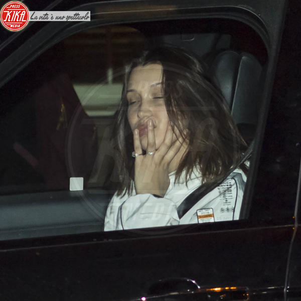 Bella Hadid - Los Angeles - 06-02-2018 - Star prima e dopo, il miracolo del make up