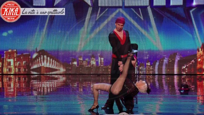 Nico Espinosa, Paddy Jones - 14-04-2014 - Chi è la ballerina che ha fatto impazzire Sanremo