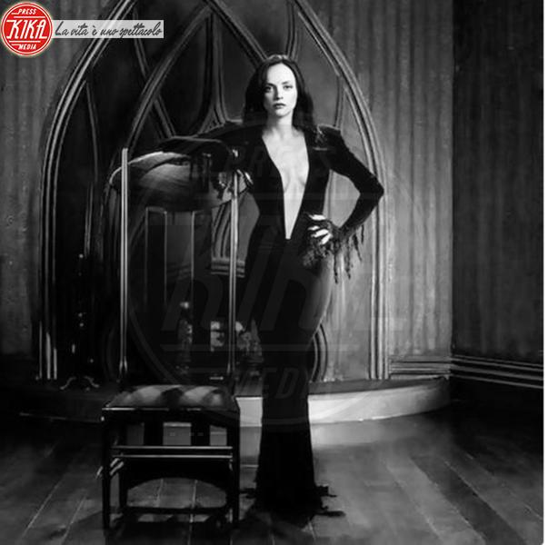 Christina Ricci - 07-02-2018 - Sanremo: Hunziker/Christina Ricci, chi lo indossa meglio?