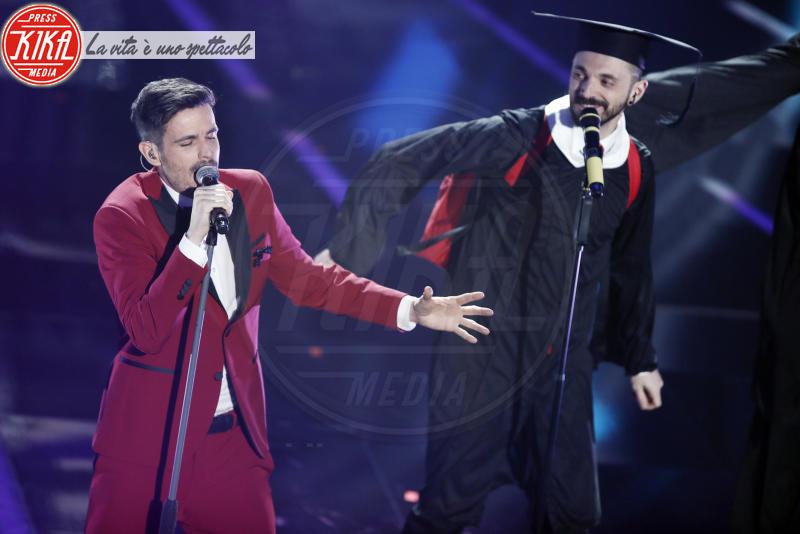 Lorenzo Baglioni - Sanremo - 07-02-2018 - Sanremo 2018, Michelle Hunziker splende in Alberta Ferretti