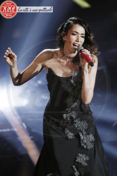 Nina Zilli - Sanremo - 07-02-2018 - Sanremo 2018, Michelle Hunziker splende in Alberta Ferretti