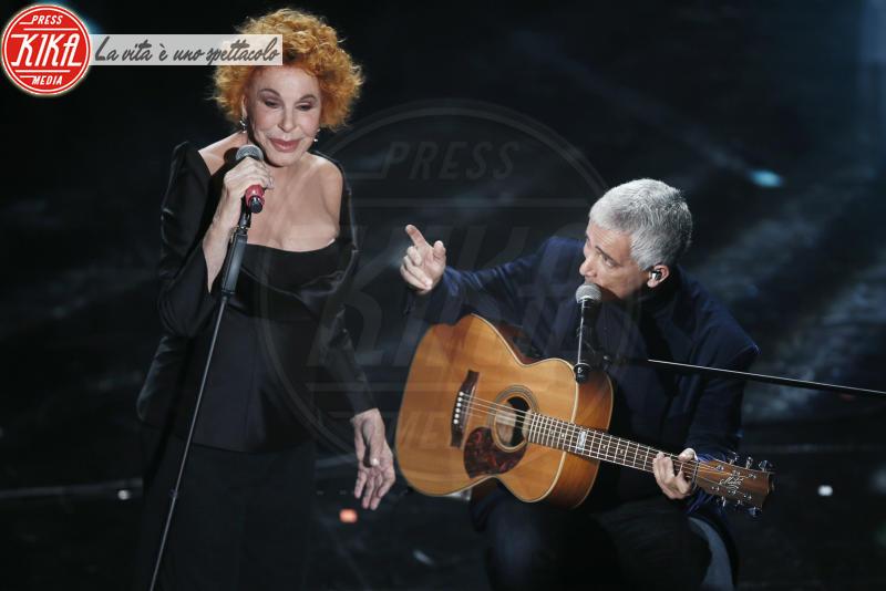 Bungaro, Ornella Vanoni - Sanremo - 07-02-2018 - Sanremo 2018, Michelle Hunziker splende in Alberta Ferretti