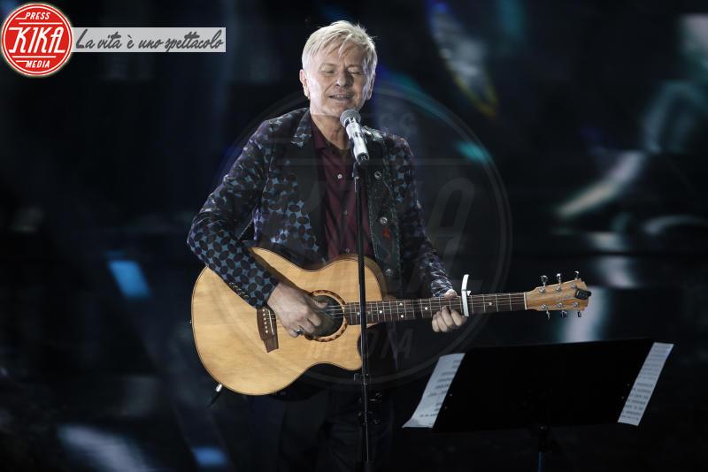 Ron, Rosalino Cellamare - Sanremo - 07-02-2018 - Sanremo 2018, Michelle Hunziker splende in Alberta Ferretti