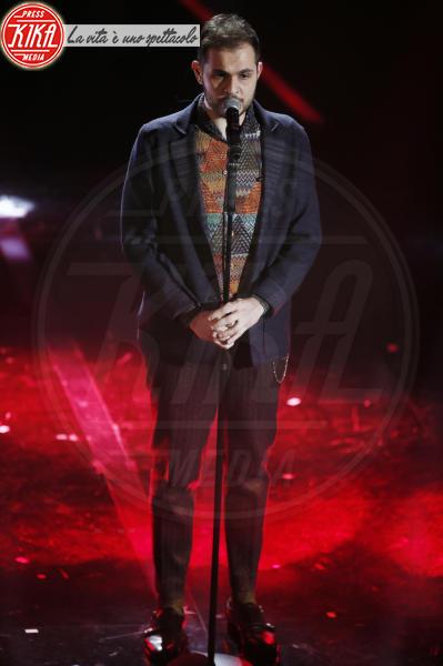 Renzo Rubino - Sanremo - 07-02-2018 - Sanremo 2018, Michelle Hunziker splende in Alberta Ferretti