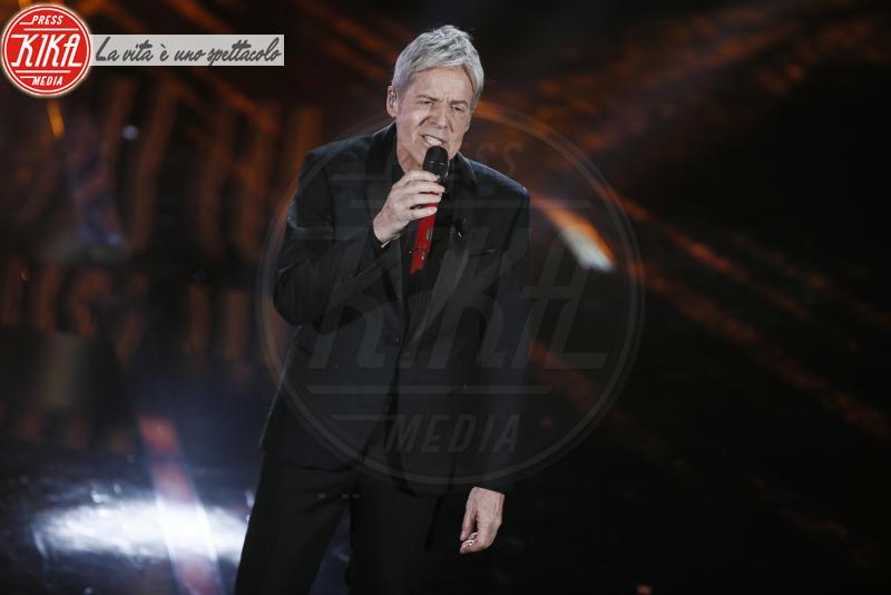 Claudio Baglioni - Sanremo - 07-02-2018 - Sanremo 2018, Michelle Hunziker splende in Alberta Ferretti