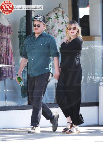 Jesse Plemons, Kirsten Dunst - Los Angeles - 08-02-2018 - Non solo royal wedding. Preparatevi a una pioggia di nozze vip
