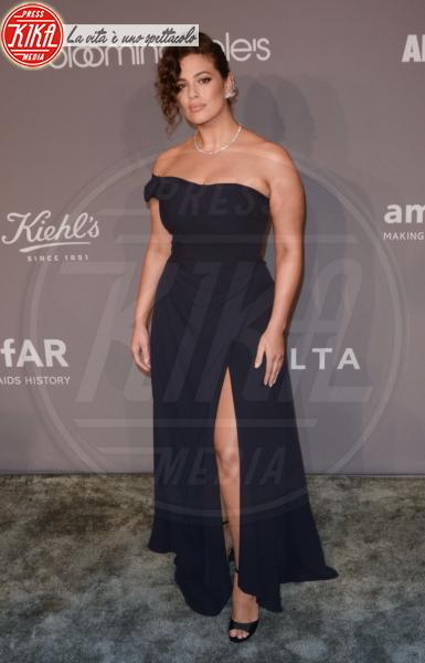 Ashley Graham - NYC - 08-02-2018 - Che audacia all'AmfAR Gala: a me gli occhi!