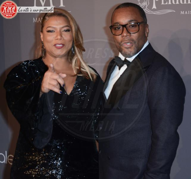 Lee Daniels, Queen Latifah - NYC - 08-02-2018 - Che audacia all'AmfAR Gala: a me gli occhi!