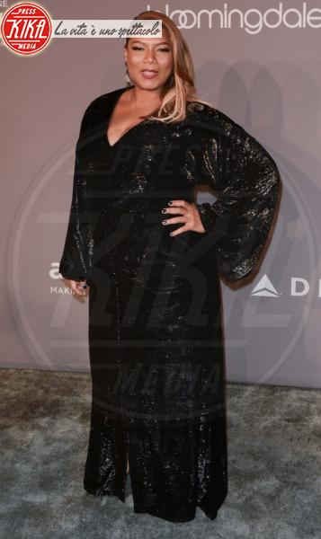 Queen Latifah - NYC - 08-02-2018 - Che audacia all'AmfAR Gala: a me gli occhi!