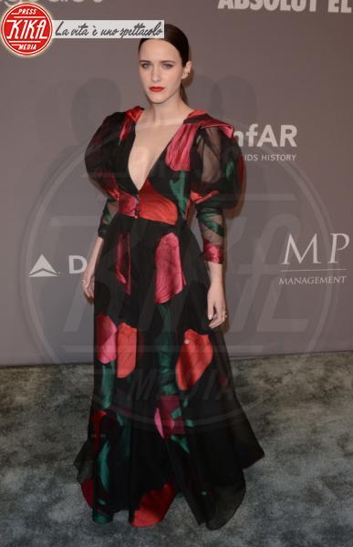 Rachel Brosnahan - NYC - 08-02-2018 - Che audacia all'AmfAR Gala: a me gli occhi!