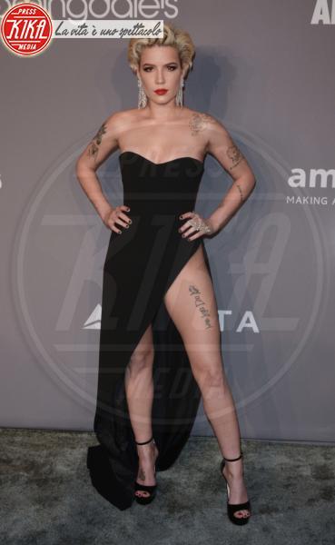 Halsey - NYC - 08-02-2018 - Che audacia all'AmfAR Gala: a me gli occhi!