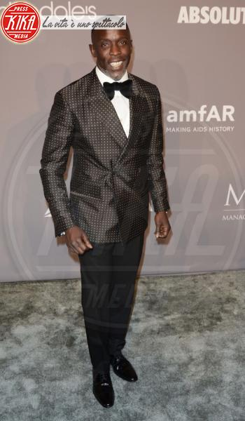 Michael K Williams - NYC - 08-02-2018 - Che audacia all'AmfAR Gala: a me gli occhi!