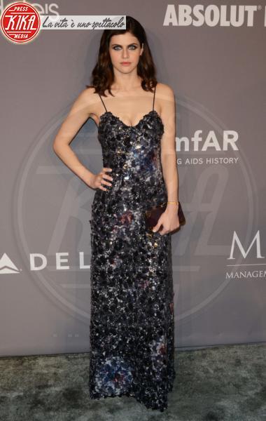 Alexandra Daddario - NYC - 08-02-2018 - Che audacia all'AmfAR Gala: a me gli occhi!