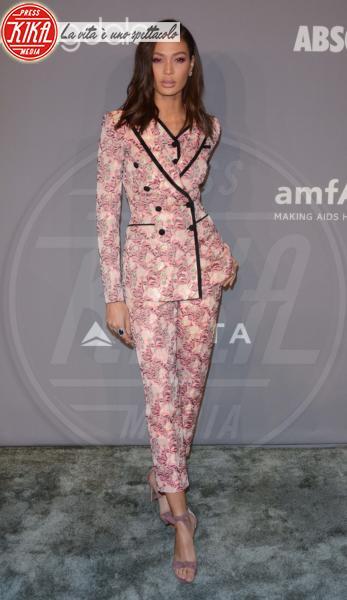 Joan Smalls - NYC - 08-02-2018 - Che audacia all'AmfAR Gala: a me gli occhi!