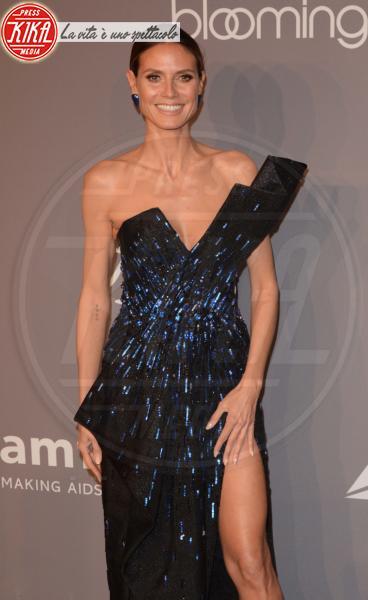 Heidi Klum - NYC - 08-02-2018 - Che audacia all'AmfAR Gala: a me gli occhi!