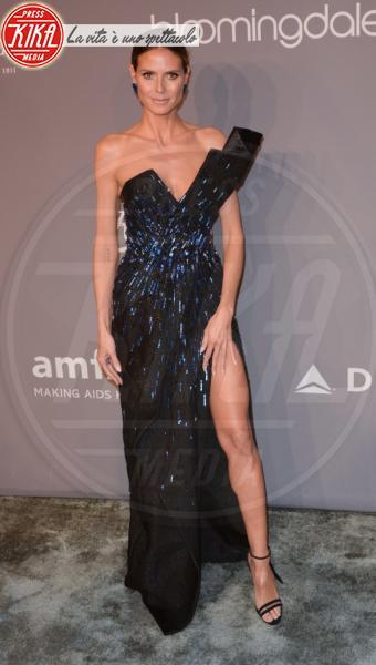Heidi Klum - 07-02-2018 - Che audacia all'AmfAR Gala: a me gli occhi!