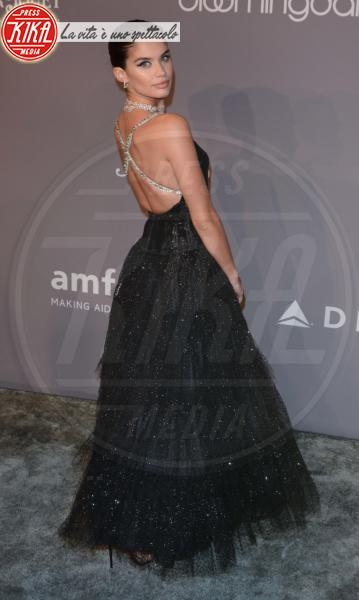 Sara Sampaio - New York - 08-02-2018 - Che audacia all'AmfAR Gala: a me gli occhi!