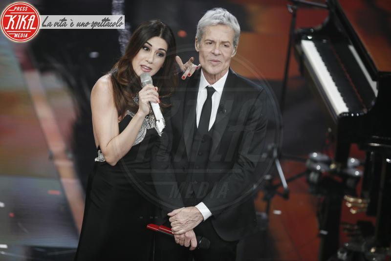 Virginia Raffaele, Claudio Baglioni - Sanremo - 08-02-2018 - Sanremo 2019: rivedremo la coppia Baglioni-Raffaele