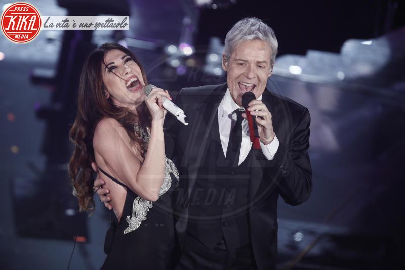 Virginia Raffaele, Claudio Baglioni - Sanremo - 08-02-2018 - Festival di Sanremo: arriva l'ospite inatteso dell'anno