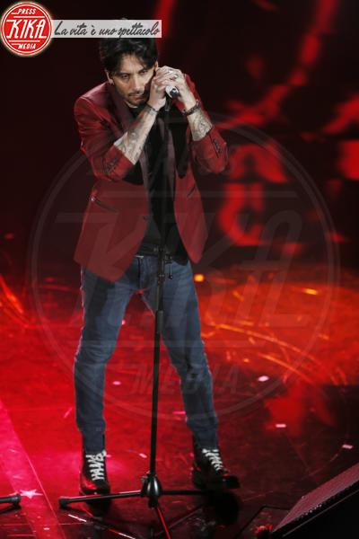 Fabrizio Moro - Sanremo - 08-02-2018 - Sanremo 2018: alcune curiosità su Ermal Meta e Fabrizio Moro