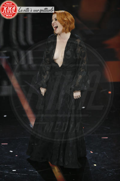 Noemi - Sanremo - 08-02-2018 - Sanremo: da Belen a Patsy Kensit lo scandalo hot è servito!
