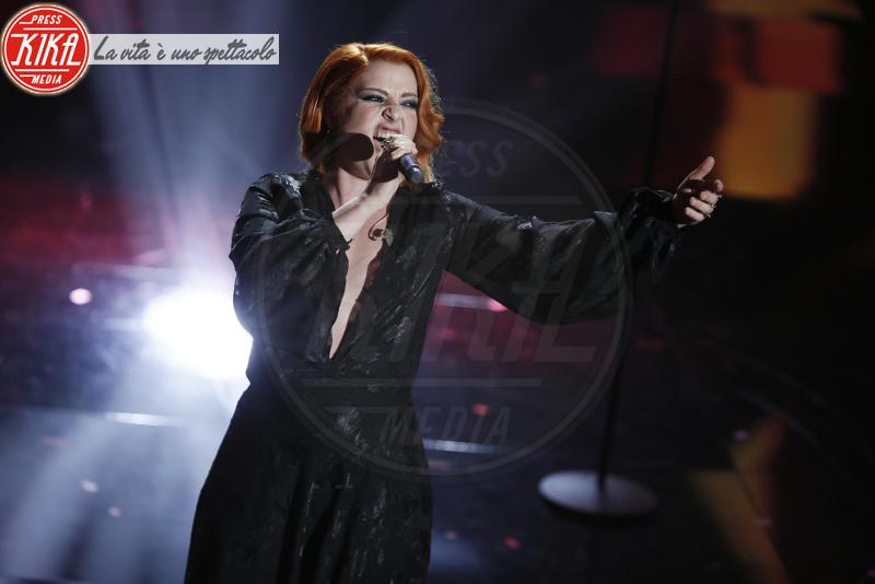 Noemi - Sanremo - 08-02-2018 -  Sanremo: Noemi dà scandalo. Fuori di seno all'Ariston