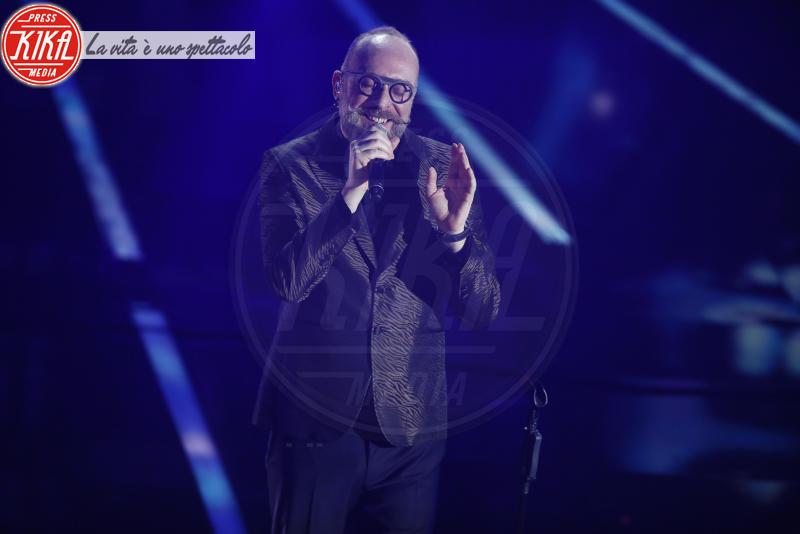 Mario Biondi - Sanremo - 09-02-2018 - Sanremo 2018: l'ironia dei conduttori sul caso plagio