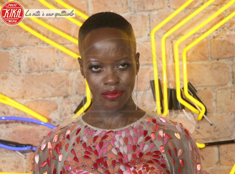 Florence Kasumba - Londra - 08-02-2018 - Roshelle, da X-Factor 10 alla prima di Black Panther senza veli