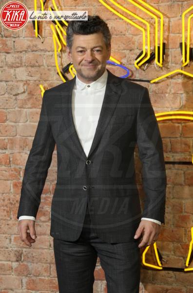 Andy Serkis - Londra - 08-02-2018 - Roshelle, da X-Factor 10 alla prima di Black Panther senza veli