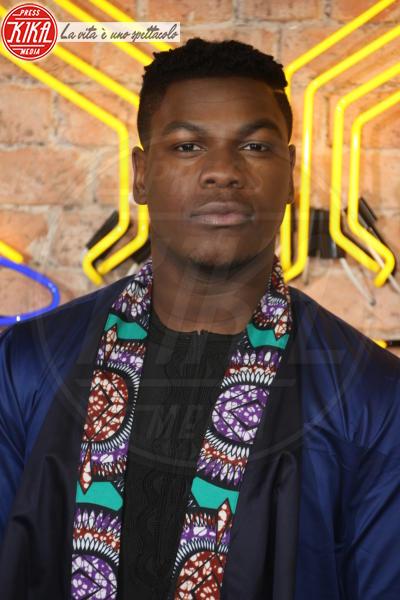 John Boyega - Londra - 08-02-2018 - Roshelle, da X-Factor 10 alla prima di Black Panther senza veli