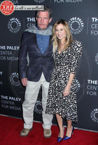 Thomas Haden Church, Sarah Jessica Parker - New York - 08-02-2018 - Sarah Jessica Parker, le scarpe sono quelle di Carrie Bradshaw!