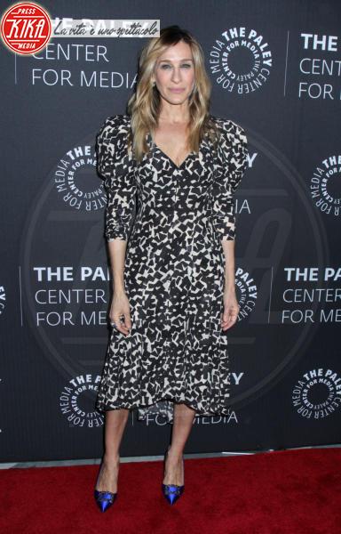 Sarah Jessica Parker - New York - 08-02-2018 - Sarah Jessica Parker, le scarpe sono quelle di Carrie Bradshaw!
