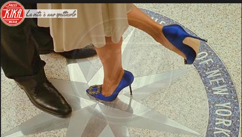 Sarah Jessica Parker - 09-02-2018 - Sarah Jessica Parker, le scarpe sono quelle di Carrie Bradshaw!