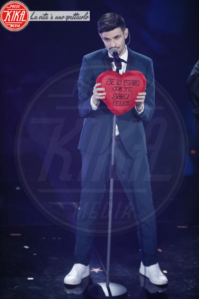 Lorenzo Baglioni - Sanremo - 09-02-2018 - Sanremo 2018, nuove proposte: vince Ultimo