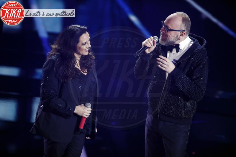 Mario Biondi, Ana Carolina - Sanremo - 09-02-2018 - Sanremo 2018, nuove proposte: vince Ultimo