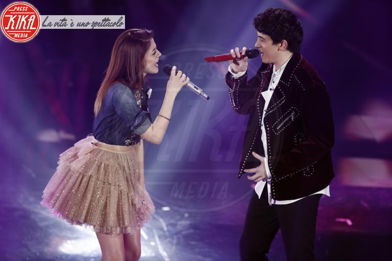 Michele Bravi, Annalisa Scarrone - Sanremo - 09-02-2018 - Sanremo 2018, nuove proposte: vince Ultimo