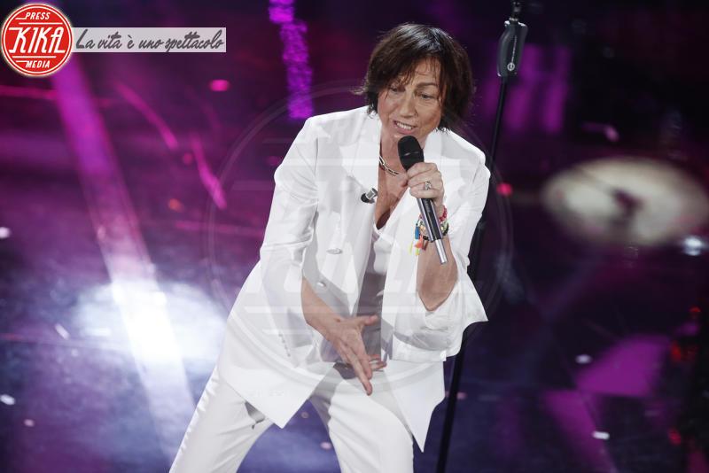 Gianna Nannini - Sanremo - 09-02-2018 - Sanremo 2018, nuove proposte: vince Ultimo