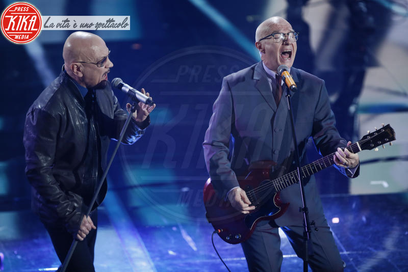 Decibel, Midge Ure, Enrico Ruggeri - Sanremo - 09-02-2018 - Sanremo 2018, nuove proposte: vince Ultimo