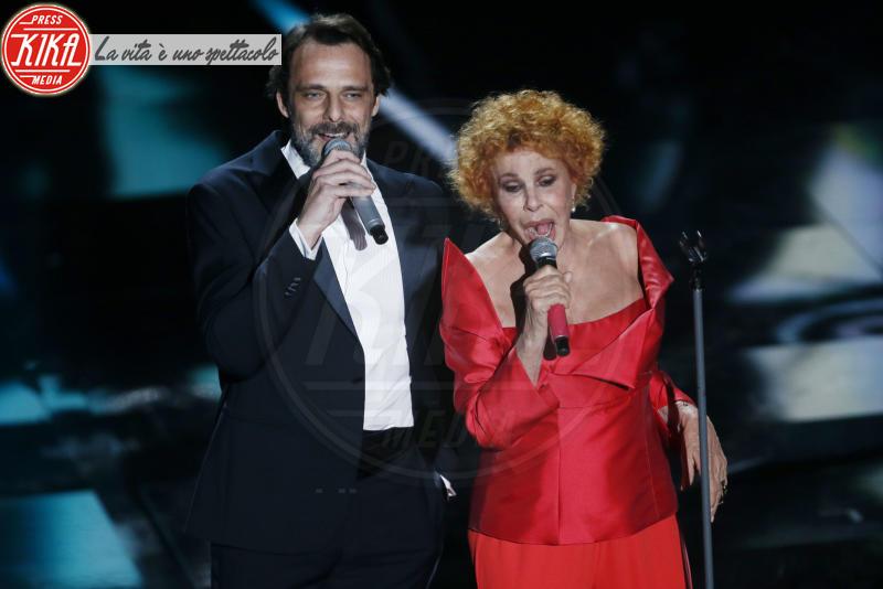 Ornella Vanoni, Alessandro Preziosi - Sanremo - 09-02-2018 - Sanremo 2018, nuove proposte: vince Ultimo