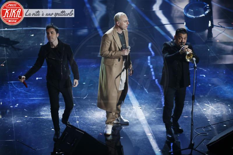 Ghemon, Diodato, Roy Paci - Sanremo - 09-02-2018 - Sanremo 2018, nuove proposte: vince Ultimo