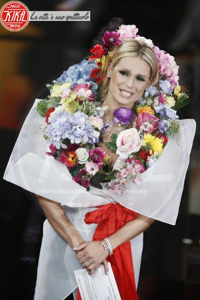 Michelle Hunziker - Sanremo - 09-02-2018 - Sanremo 2018, nuove proposte: vince Ultimo